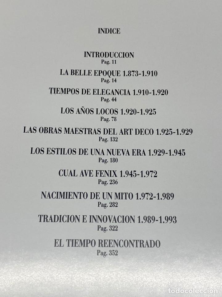 Libros: LE TEMPS DE CARTIER (EDICIÓN EN ESPAÑOL) - Foto 2 - 236462035
