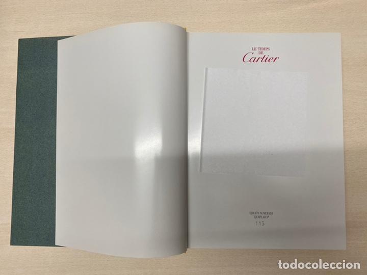 Libros: LE TEMPS DE CARTIER (EDICIÓN EN ESPAÑOL) - Foto 3 - 236462035