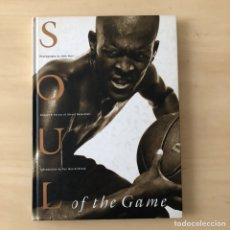 Libros: SOUL OF THE GAME. Lote 238216440