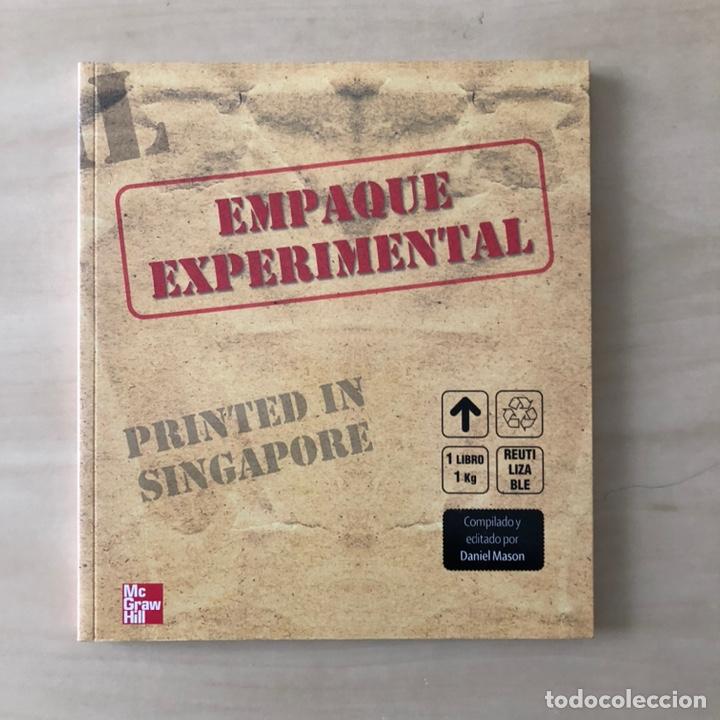 EMPAQUE EXPERIMENTAL - PACKAGING (Libros Nuevos - Bellas Artes, ocio y coleccionismo - Diseño y Fotografía)