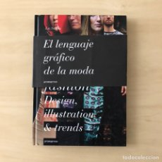 Libros: EL LENGUAJE GRÁFICO DE LA MODA. Lote 238613230
