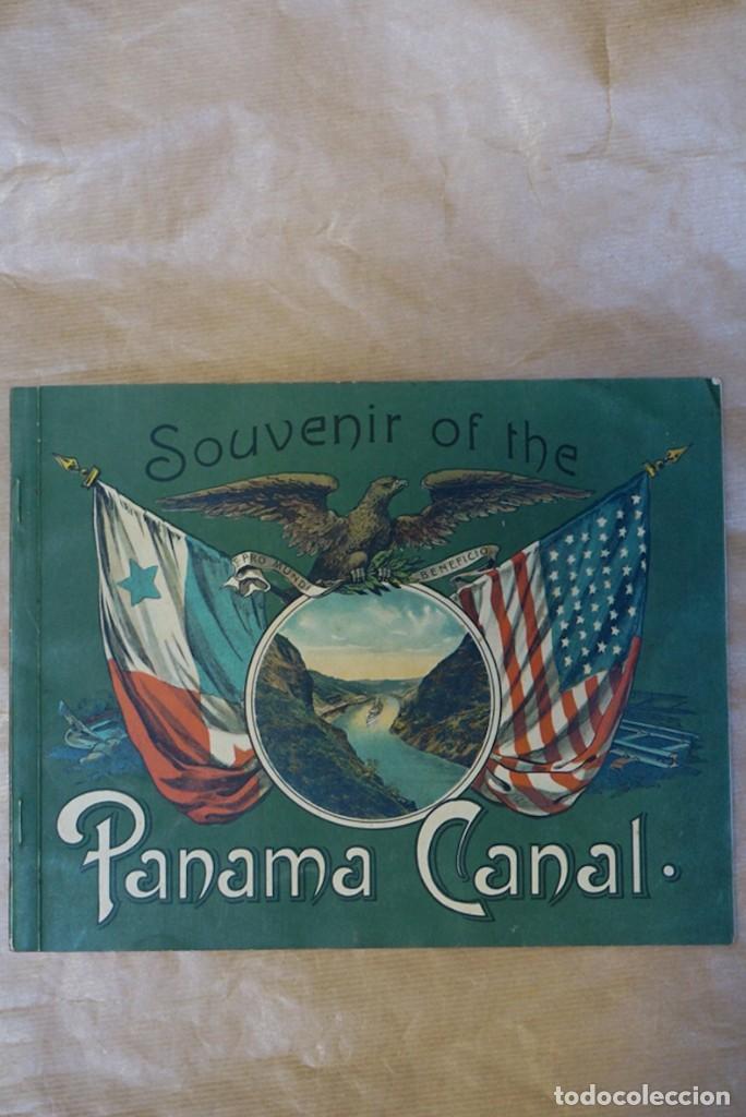 SOUVENIR OF THE PANAMA CANAL (Libros Nuevos - Bellas Artes, ocio y coleccionismo - Diseño y Fotografía)