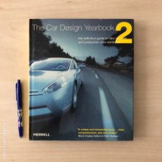 Libros: THE CAR DESING YEARBOOK 2. Lote 242301920