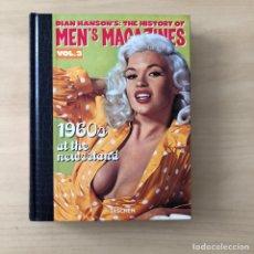 Libros: MEN'S MAGAZINES VOL 3 1960. Lote 242338295