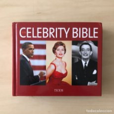 Libros: CELEBRITY BIBLE. Lote 243175040