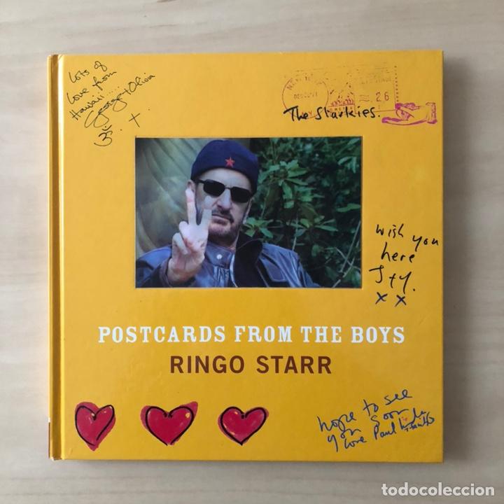 POSTCARDS FROM THE BOYS RINGO STAR - THE BEATLES (Libros Nuevos - Bellas Artes, ocio y coleccionismo - Diseño y Fotografía)
