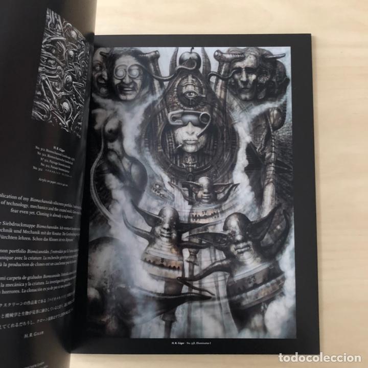 Libros: HR Giger- Taschen Portfolio - Foto 4 - 243176500