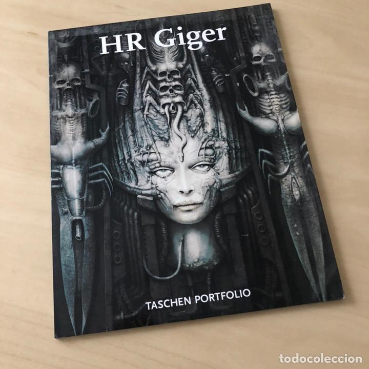 Libros: HR Giger- Taschen Portfolio - Foto 5 - 243176500