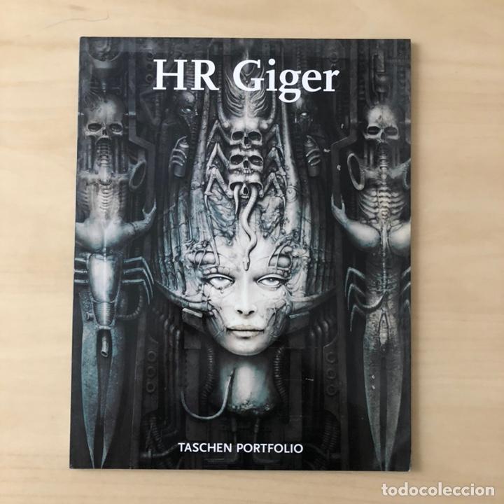 HR GIGER- TASCHEN PORTFOLIO (Libros Nuevos - Bellas Artes, ocio y coleccionismo - Diseño y Fotografía)