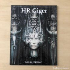Libros: HR GIGER- TASCHEN PORTFOLIO. Lote 243176500