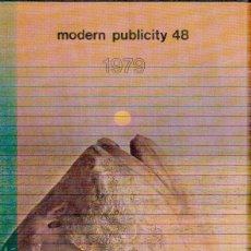Libros: MODERN PUBLICITY 48 1978. Lote 243269805