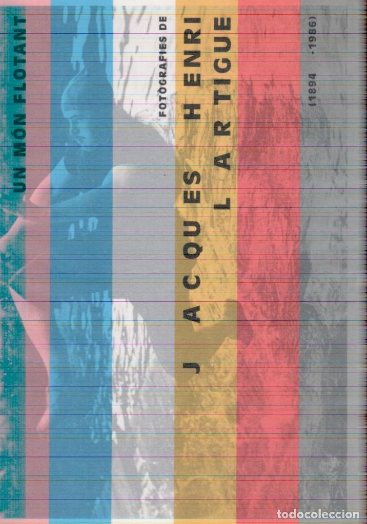 UN MON FLOTANT JACQUES HENRI LARTIGUE (Libros Nuevos - Bellas Artes, ocio y coleccionismo - Diseño y Fotografía)