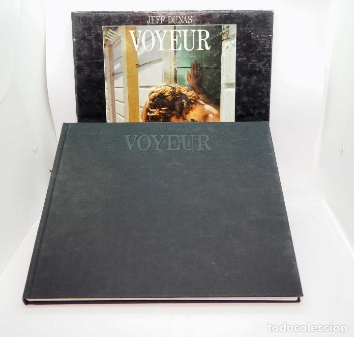 VOYEUR- JEFF DUNAS (Libros Nuevos - Bellas Artes, ocio y coleccionismo - Diseño y Fotografía)