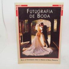 Libros: FOTOGRAFÍA DE BODA. Lote 244537115