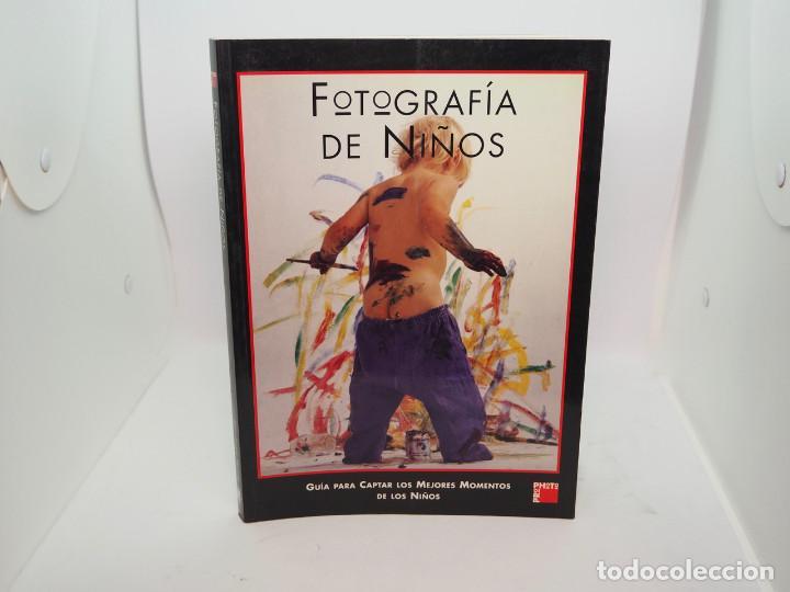 FOTOGRAFÍA DE NIÑOS (Libros Nuevos - Bellas Artes, ocio y coleccionismo - Diseño y Fotografía)