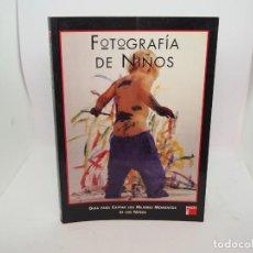 Libros: FOTOGRAFÍA DE NIÑOS. Lote 244537505
