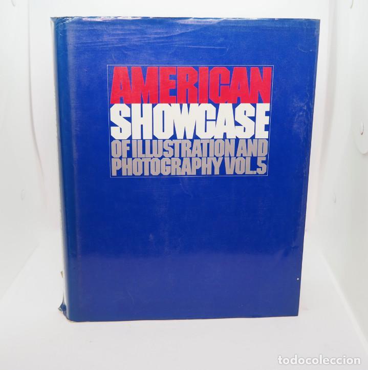 AMERICAN SHOWCASE OF ILLUSTRATION AND PHOTOGRAPHY VOL.5 (Libros Nuevos - Bellas Artes, ocio y coleccionismo - Diseño y Fotografía)