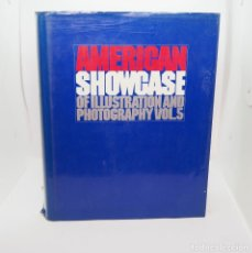 Libros: AMERICAN SHOWCASE OF ILLUSTRATION AND PHOTOGRAPHY VOL.5. Lote 244538335