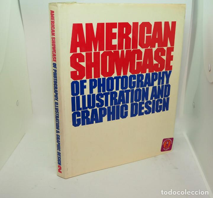 AMERICAN SHOWCASE OF PHOTOGRAPHY ILLUSTRATION AND GRAPHIC DESING 2 (Libros Nuevos - Bellas Artes, ocio y coleccionismo - Diseño y Fotografía)