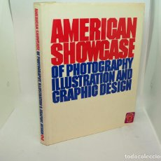 Libros: AMERICAN SHOWCASE OF PHOTOGRAPHY ILLUSTRATION AND GRAPHIC DESING 2. Lote 244538825