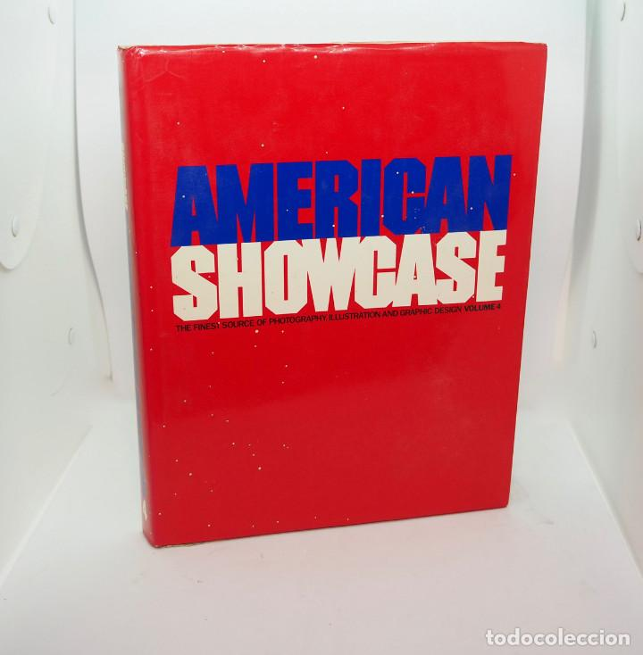 AMERICAN SHOWCASE THE FINEST SOURCE OF PHOTOGRAPHY ILLUSTRATION AND GRAPHIC DESING 4 (Libros Nuevos - Bellas Artes, ocio y coleccionismo - Diseño y Fotografía)