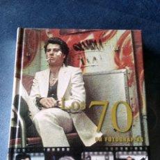 Libros: LOS 70 EN FOTOGRAFÍAS -JAMES LESCOTT. Lote 244668060