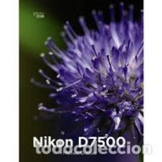 Libros: NIKON D7500. Lote 245537415