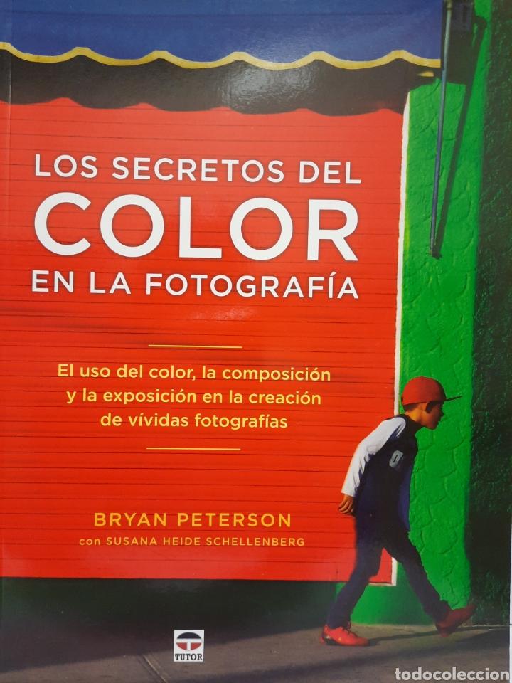 LOS SECRETOS DEL COLOR EN LA FOTOGRAFÍA (Libros Nuevos - Bellas Artes, ocio y coleccionismo - Diseño y Fotografía)