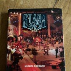 Libros: LIBRO STARS 90 - MICHEL DRUCKER / FOTOGRAFÍAS PATRICK RONCEN / TF1. Lote 248696230