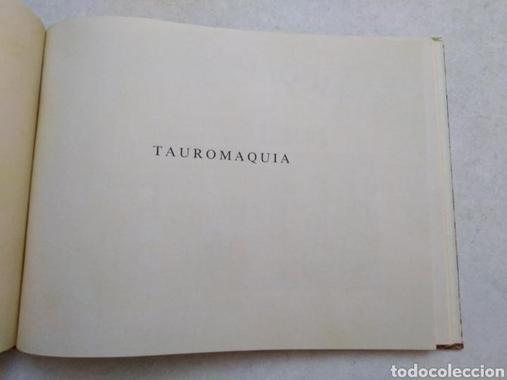 Libros: Libro tauromaquia ( ilustrado ) - Foto 5 - 250251600