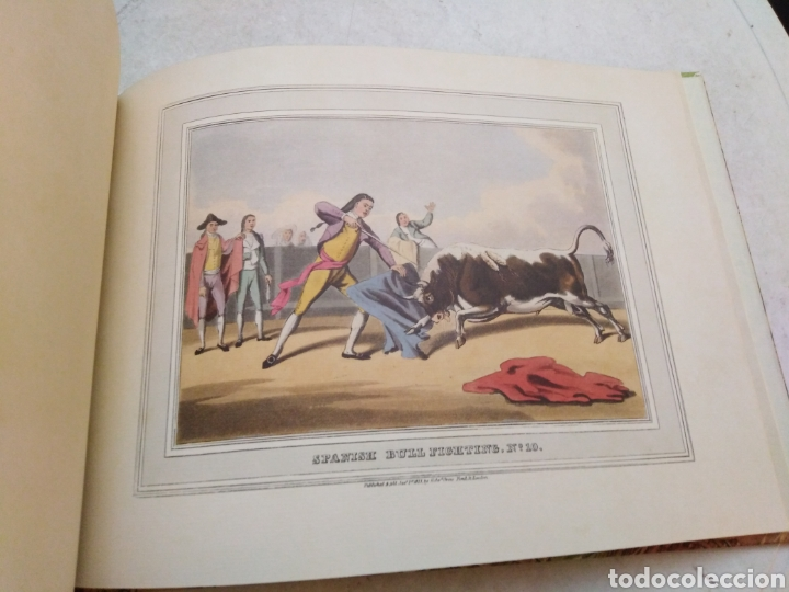 Libros: Libro tauromaquia ( ilustrado ) - Foto 9 - 250251600