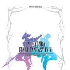 Libri: LA LEYENDA FINAL FANTASY IV, V. Lote 251869030