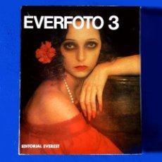 Libros: EVERFOTO 3 - ANUARIO DE LA FOTOGRAFIA ESPAÑOLA - EDIT EVERETS - 1974 - FOTO DE MARISOL - LIBRO NUEVO. Lote 268821809