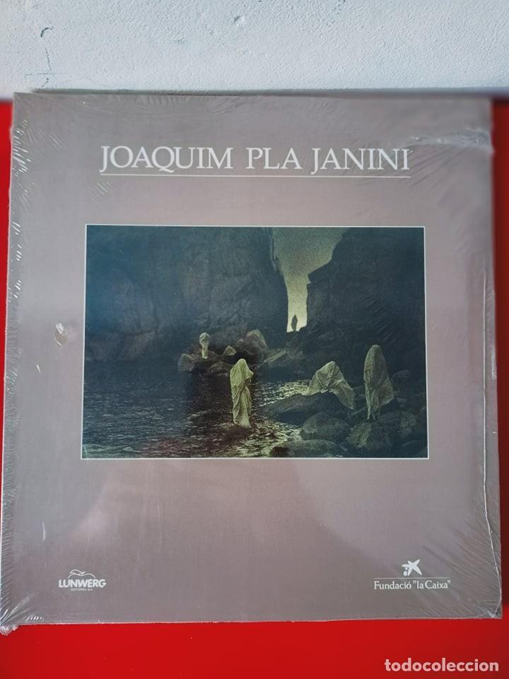 JOAQUIM PLA JANINI / PRECINTADO / EDI. LA CAIXA / EDICIÓN 1995 (Libros Nuevos - Bellas Artes, ocio y coleccionismo - Diseño y Fotografía)
