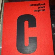 Libros: INTERNATIONAL PHOTO MAGAZINE. Lote 256161005