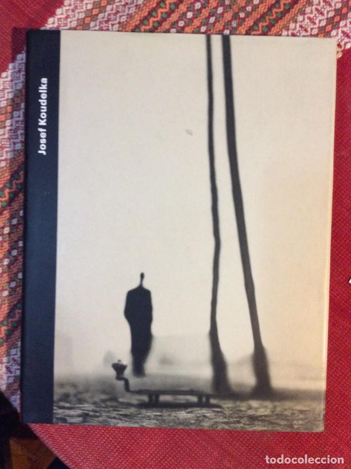 JOSEF KOUDELKA (Libros Nuevos - Bellas Artes, ocio y coleccionismo - Diseño y Fotografía)