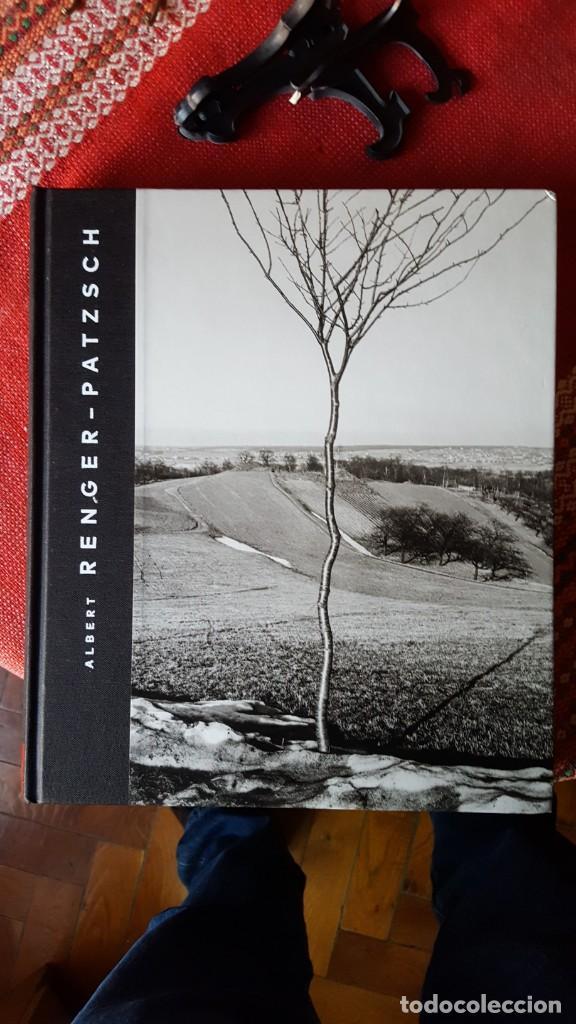 ALBERT RENGER PATZSCH FOTOGRAFÍA EXPOSICIÓN FUNDACIÓN MAPFRE (Libros Nuevos - Bellas Artes, ocio y coleccionismo - Diseño y Fotografía)