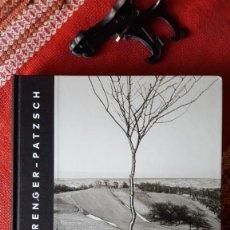 Libri: ALBERT RENGER PATZSCH FOTOGRAFÍA EXPOSICIÓN FUNDACIÓN MAPFRE. Lote 259314650