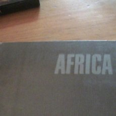 Libros: AFRICA. EMIL SCHULTHESS. COLLINS, 1969. Lote 260804915