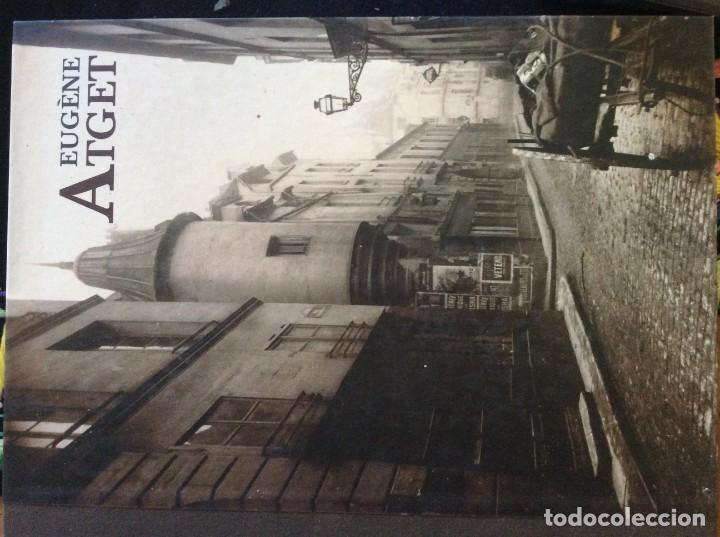 EUGÈNE ATGET EL VIEJO PARÍS FUNDACIÓN MAPFRE (Libros Nuevos - Bellas Artes, ocio y coleccionismo - Diseño y Fotografía)