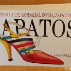 Libros: ZAPATOS. LAURA O'KEEFE. Lote 262024090