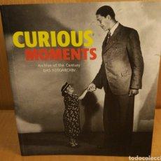 Libros: CURIOUS MOMENTS. KONEMANN. Lote 267112639