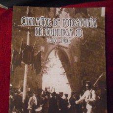 Libri: LIBRO CIEN AÑOS DE FOTOGRAFÍA EN BRIHUEGA 1860-1960 GUADALAJARA - SEGUNDA PARTE 2015. Lote 267680949