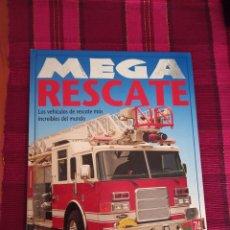 Libros: LIBRO COLECCIÓN MEGA RESCATE. Lote 268952519