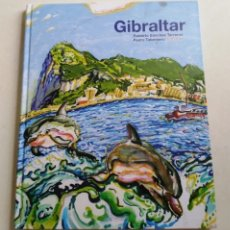 Libros: GIBRALTAR, ESPACIOS ABIERTOS NÚMERO 1 ( ILUSTRADO ). Lote 269170068