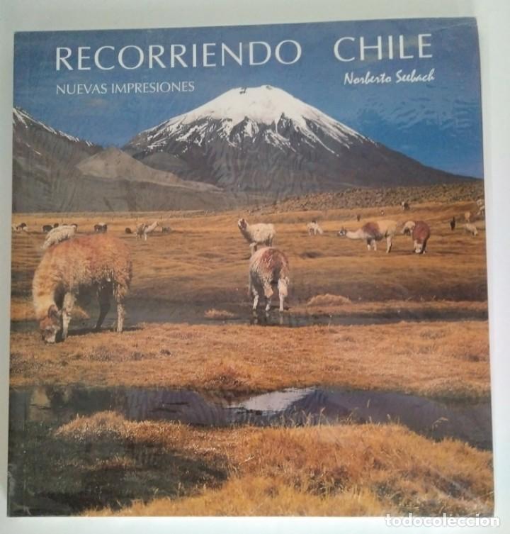 RECORRIENDO CHILE.NUEVAS IMPRESIONES,DEL GRAN FOTÓGRAFO NORBERTO SEEBACH. ESPAÑOL-INGLÉS-ALEMÁN (Libros Nuevos - Bellas Artes, ocio y coleccionismo - Diseño y Fotografía)