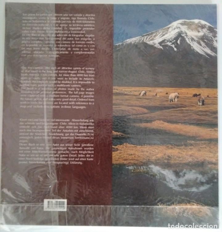 Libros: RECORRIENDO CHILE.NUEVAS IMPRESIONES,DEL GRAN FOTÓGRAFO NORBERTO SEEBACH. ESPAÑOL-INGLÉS-ALEMÁN - Foto 2 - 270199203