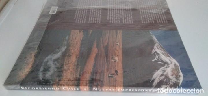 Libros: RECORRIENDO CHILE.NUEVAS IMPRESIONES,DEL GRAN FOTÓGRAFO NORBERTO SEEBACH. ESPAÑOL-INGLÉS-ALEMÁN - Foto 3 - 270199203