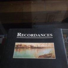 Libros: LIBRO RECORDANCES ROBERT RALLO I FOSCH. Lote 270910178