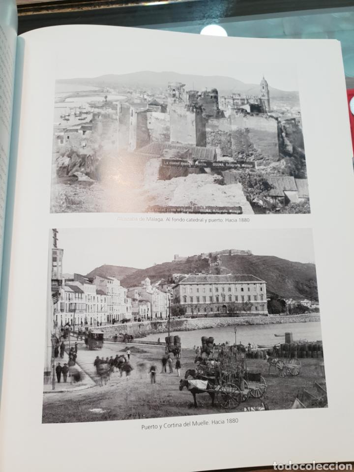 Libros: Malaga en el punto de mira. Javier Ramirez Gonzalez. Edicion Arguval de 2014. Cotizado. - Foto 4 - 278169133